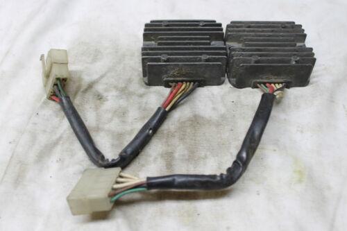 VOLTAGE REGULATOR RECTIFIER 12R-A0 12R-81960-A1-00 1983 XS400 YAMAHA YSRB2