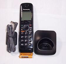 panasonic kx-tga660 dect6.0 cordless expan handset kx-tg4131 kx-tg6591 kx-tg6631