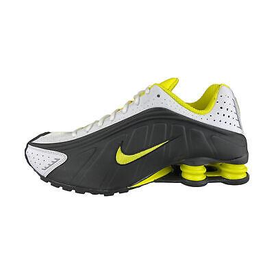 Nike Shox R4 schwarzweißgelb Herren Sneaker 104265 048 | eBay