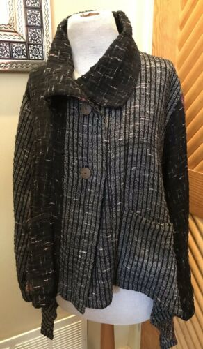 Yasuko Kurisaka Japanese Design Tunic Lagenlook Ja