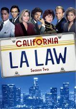 L.A. Law: Season Two (DVD, 2014, 5-Disc Set)