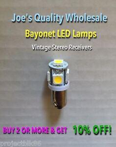 (5)LED LAMP/WHITE-1847/KR-9060 KT-4005/KR-4400-7200-7600-10000/KR-5200/ Kenwood