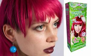 Haarfarbe-Coloration-Haar-Cosplay-Gothic-Punk-PINK-A24