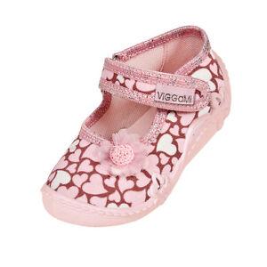 sports shoes 0fbee e7422 Details zu Mädchen Schuhe, Hausschuhe-atmungsaktive sohle  Gr:20,21,22,23,24,25,26,27