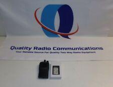 Vertex Standard Vx 451 G6 5 403 470 Mhz Uhf Two Way Radio W Battery