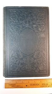 1883-Works-of-Sir-Walter-Scott-Original-Hardbound-Very-Good-Condition-US