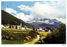 Naudens bei Ried ( Tirol ) , Ansichtskarte, 1954 gelaufen