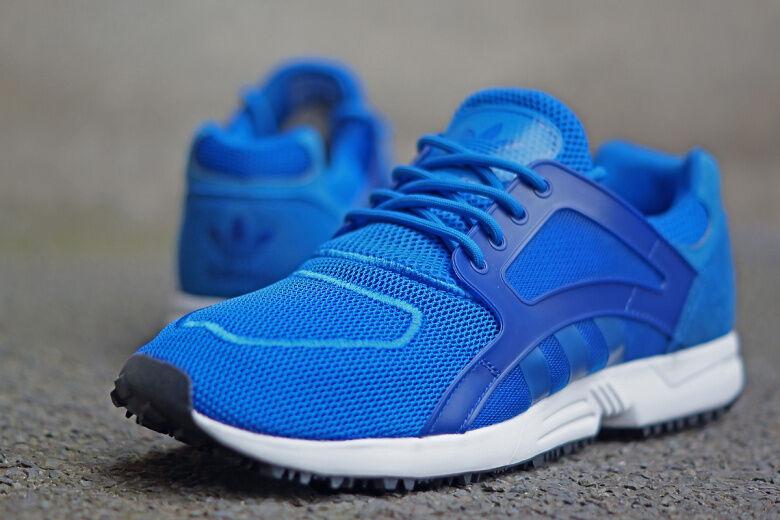 Bdidas originals racer lite 6-10 mens trainers royal blue bnib