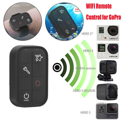 Durable All for GoPro WiFi Edition CAOMING WiFi Remote Kit for GoPro HERO6// 5//5 Session //4//3+ //3 Black