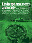 Landscape, Monuments and Society: The Prehistory of Cranborne Chase by Cambridge University Press (Paperback, 2009)