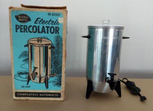 "36/"" 2pin Mirro Matic Coffee Percolator Urn Power Cord Model M0199 M-0199-35"