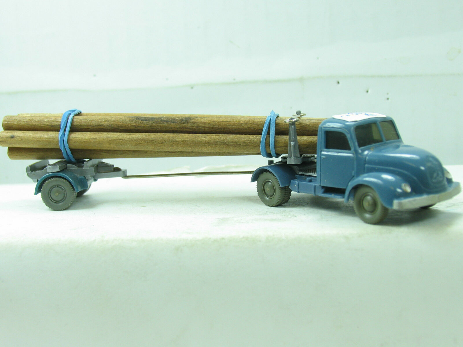 Wiking 390 età Lang legno TRANSPORTER MAGIRUS 3500s w353
