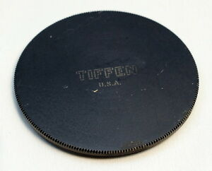 Tiffen-62mm-Metal-front-lens-cap-screw-in-type-for-filter-stacking