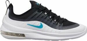 Dettagli su Scarpe sportive uomo Nike Air Max Axis AA2146 012 Nero Bianco Pelle mesh