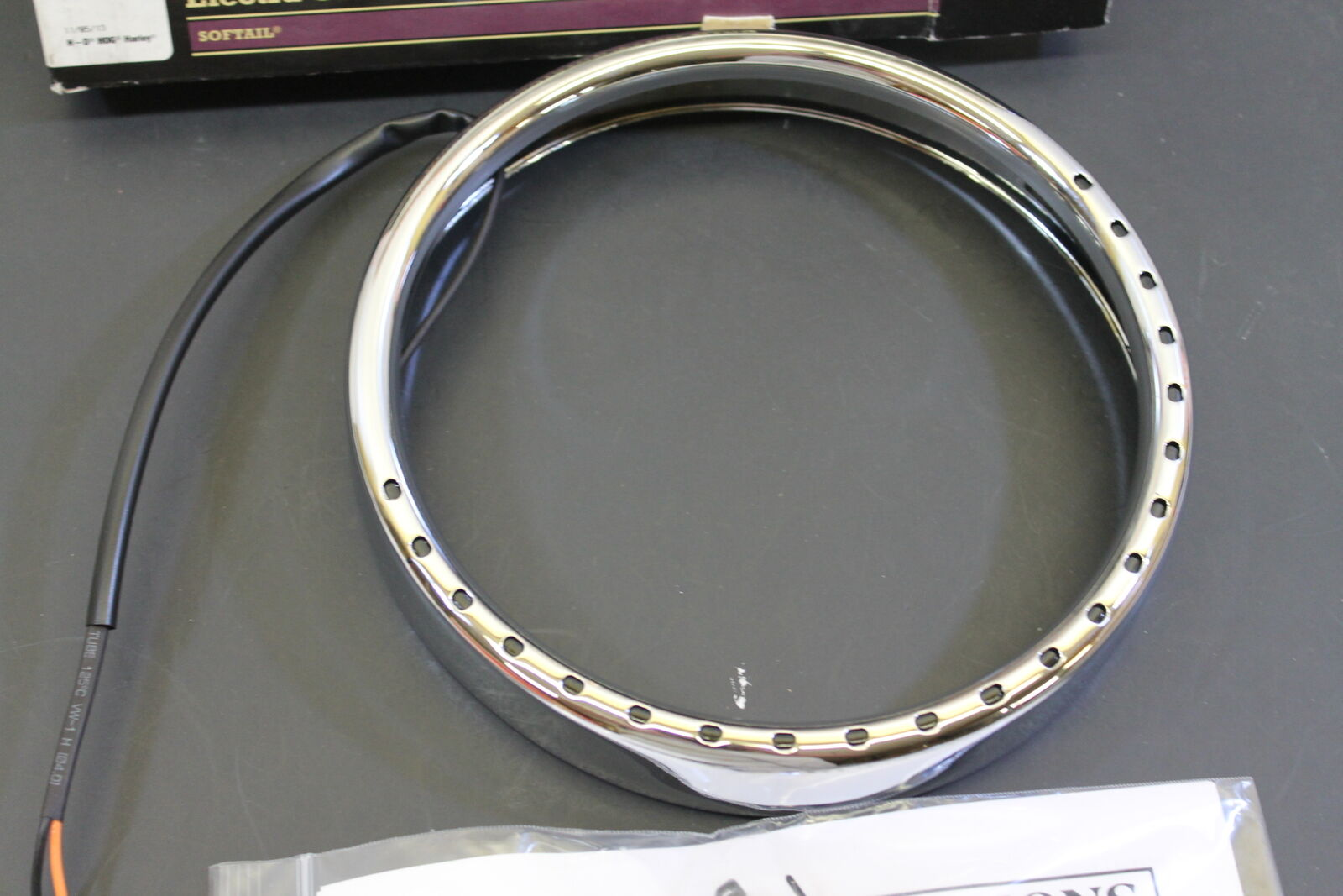 Front and Rear /'Stiletto/' Rotors for Harley Davidson FXST Softails $312 NEW!!!