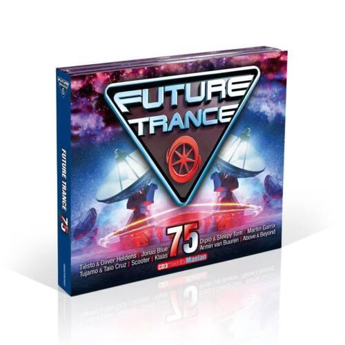 1 von 1 - Future Trance 75 (3 CDs) *** NEU & OVP in Folie ***