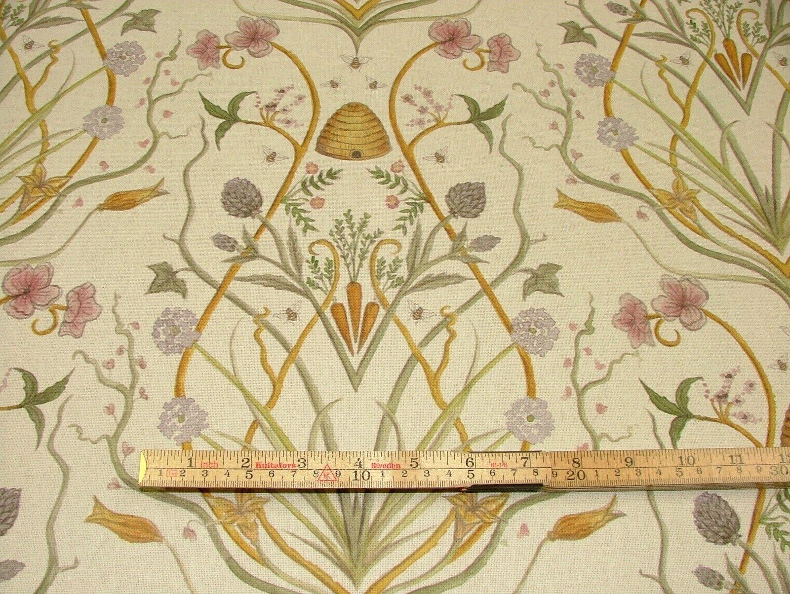Makower Patchwork Fabric Essentials Leaf Light Cream Per 1//4 Metre