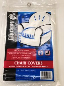 Plastic Chair Cover Protection Furniture Moving Chair Protector