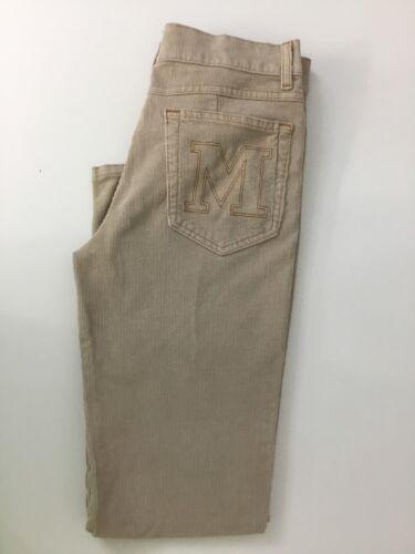 Pantaloni Size Cords L28 42 Nude Jeans Jeans Nude 42 Trousers L28 Cords Missoni Missoni taglia rT7wr4q