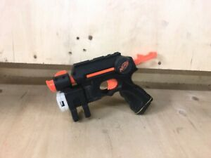 Nerf-Blackout-Night-Finder-Ex3-Nightfinder-Black-Custom-Paint-Job-Ammo