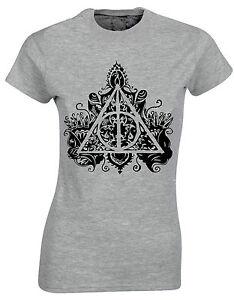 Deathly Womans Potter Style Hallows Harry T Illustration Mandala fgYm76bvIy
