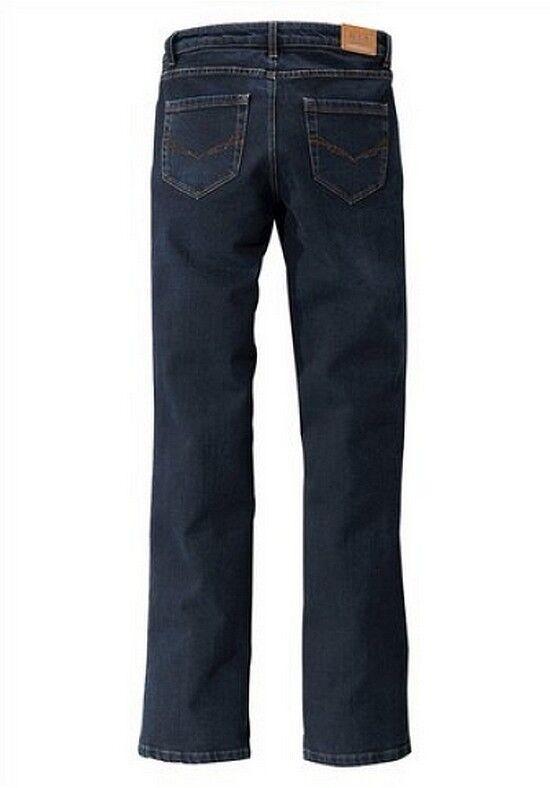 H.I.S Jeans NEU Gr.34-36   L31 Damen Hose Hose Hose Stretch Denim Dark Tinted Blau Gerade | Wir haben von unseren Kunden Lob erhalten.  | Sonderaktionen zum Jahresende  | Neues Produkt  | Ermäßigung  | Fairer Preis  b1ff4d