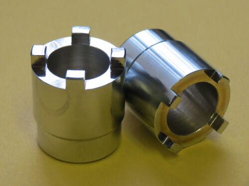 2 piece dual clutch  locking nut socket set Honda MSX125  2013-2015