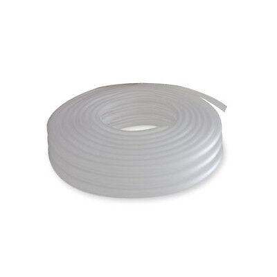 200cm//2m of 4mm EPDM BLACK windscreen wiper washer jet tube pipe hose rubber