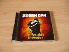 CD Green Day - 21st Century Breakdown - 2009