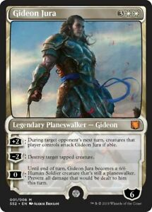 MTG 1x REST IN PEACE Signature Spellbook Gideon NEW