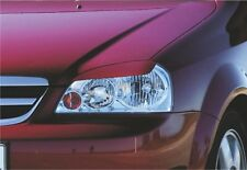 Cilia head lights Headlights eyebrows Chevrolet Lacetti sed 2003- Design Type -2