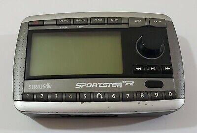 SIRIUS Sportster Replay SP-R2R Receiver