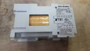 ALLEN BRADLEY 100-C23D*400 CONTACTOR  W24