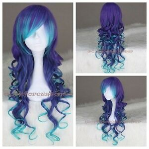Sexy-Costume-Lady-Purple-Mixed-LOLITA-Wigs-Curly-Wavy-Long-Hair-Cosplay-Wig-wigs
