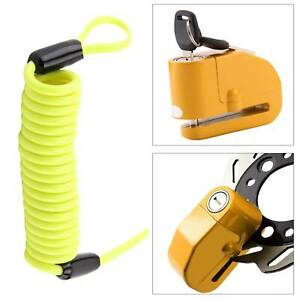 Alarm-Motorbike-Disc-Lock-Brake-Scooter-Motorcycle-Cycle-Security