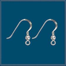 100 925 Sterling Silver Earring Finding  Ear Wire Hook