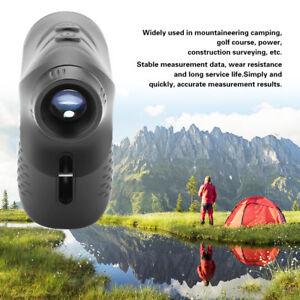 Laser-Rangefinder-600m-6x-Zoom-Entfernungsmesser-Abstandsmesser-Golf-Wasserdicht