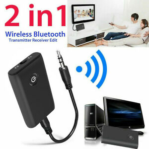 Bluetooth-V5-0-Transmitter-and-Receiver-2-in-1-Wireless-3-5mm-Car-Home-Adapter