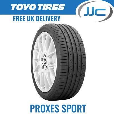 225 35 18 2 X 225//35//18 87Y XL TOYO PROXES Sport Performance Road Neumáticos