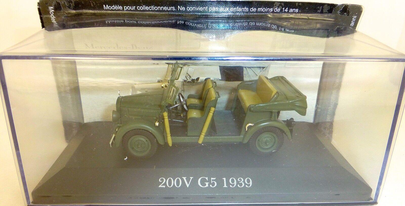 Mercedes Benz 200V G5 1939 OVP 1 43 å