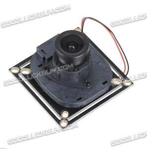 Night flight Vision IR 800TVL 1/3 inch COMS Video FPV Board Camera for QAV 250