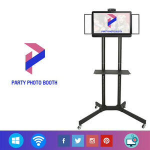 Portable Photo Booth Complete Photo Booth Turn Key Business Printer