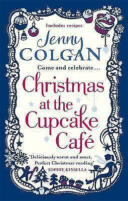 1 of 1 - Christmas at the Cupcake Cafe By Jenny Colgan Paperback Free Shipping (bin31)