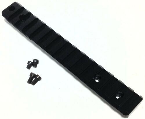 Made in UK Britannia Remington 700 breve azione 0 MOA Picatinny 2-0001