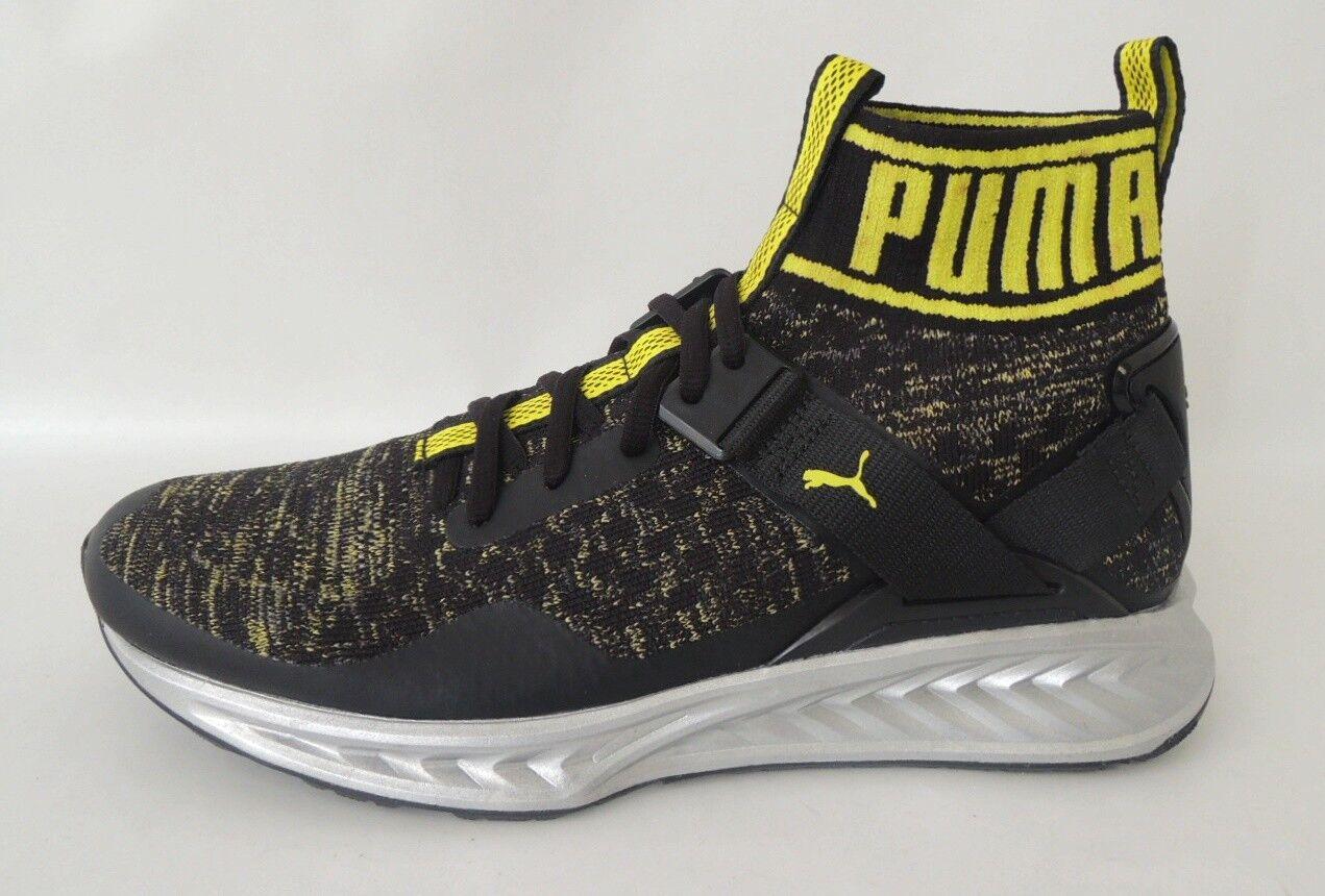 NEU Puma Ignite Evoknit NC Men Gr. 42,5 42,5 42,5 Socken Turnschuhe Laufschuhe 189991-01    ba4972