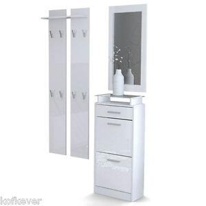 Entrata moderna sincro mobili per corridoio o ingresso in 13 finiture ebay - Mobili per ingresso mercatone uno ...