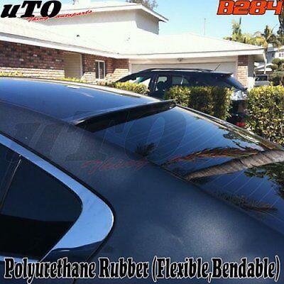 Stock 280 BRS Type Rear Window Roof Spoiler Wing For 2007-11 NISSAN ALTIMA Sedan