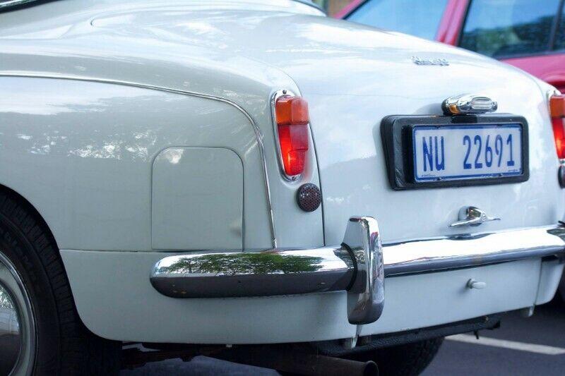 Classic Vintage Car Hire