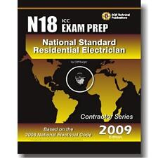 N18 National Standard Residential Electrician Exam Questions Workbook