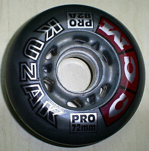 Retro 90's CCM Kuzak roller hockey recreation inline 72MM/82A skate wheel